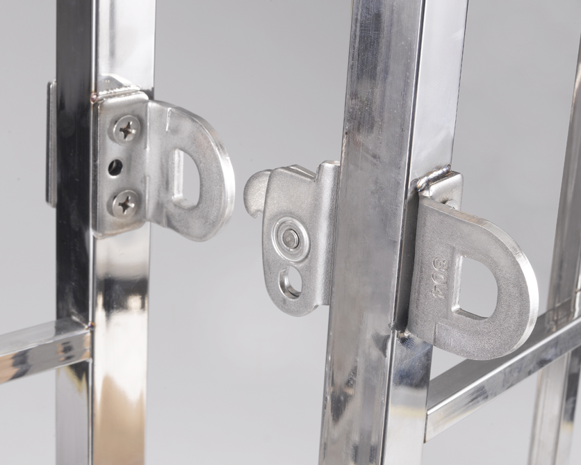 Nakamura Padlock Eyes Nb3 Nb3ss Door Lock Bracket